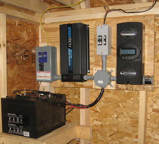 inverter wiring diagram the solar sheds electrical inverter wiring diagram